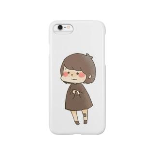 るんるん Smartphone cases