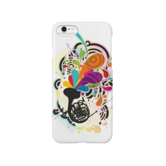 Horn_Music Smartphone cases