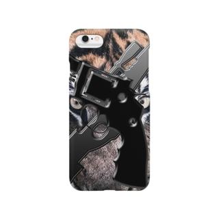 虎トラ Smartphone cases