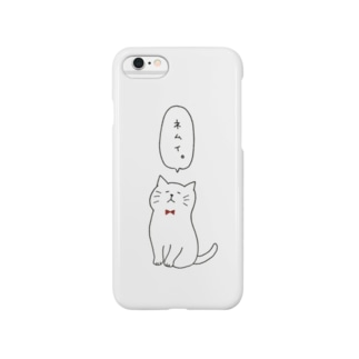 ねむいねこ氏シリーズ Smartphone Case