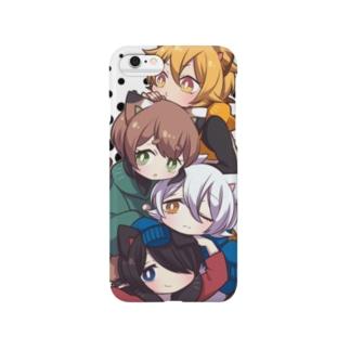 猫少年スマホケース(iphone6専用) スマートフォンケース