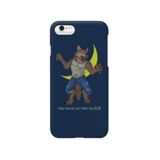 Werewolf スマートフォンケース