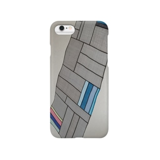 ポジャギ Smartphone cases