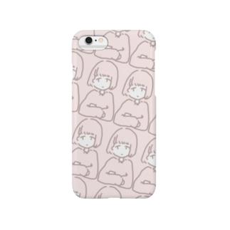 悩める乙女たち Smartphone cases