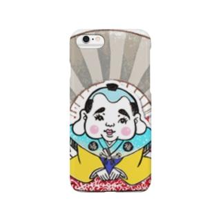 福スケさん Smartphone cases