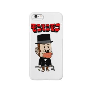 紳士モンモン Smartphone cases