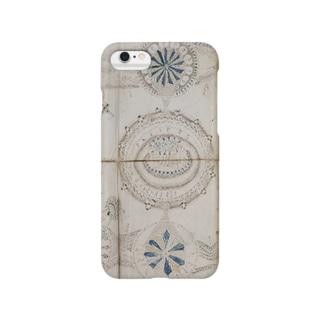 Voynich Manuscript  Smartphone cases