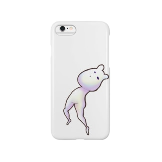 美脚生命体てぇやん♡ Smartphone cases