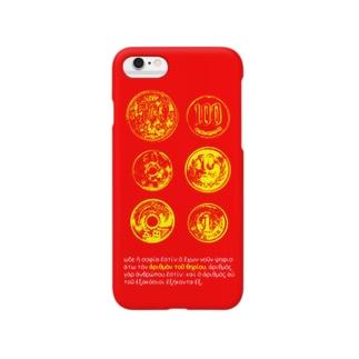 真田丸(獣の数字) Smartphone cases