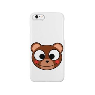 スマイリーベアー2 Smartphone cases