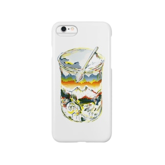 winter memory in the bottle Smartphone cases