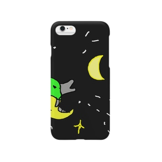 summer(さまー)in 宇宙 Smartphone cases
