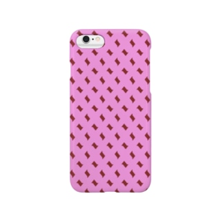 iPhone - ピンク Smartphone cases
