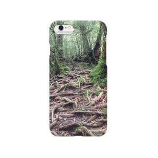 屋久島モデルvol.01 Smartphone cases