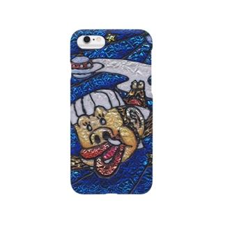 スペースモンモン Smartphone cases