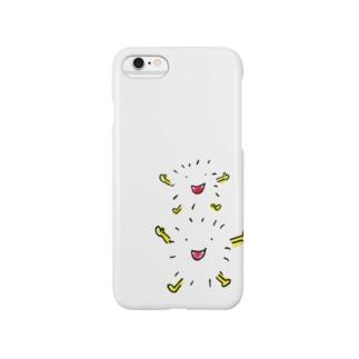 ケサランとパサラン Smartphone cases