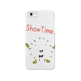 ケサランくんのshowtime!! Smartphone cases