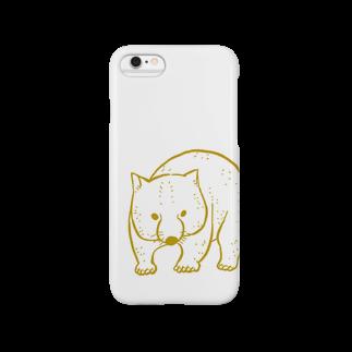 anyakoのウォンバットさん Smartphone cases