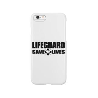 LIFEGUARD スマートフォンケース