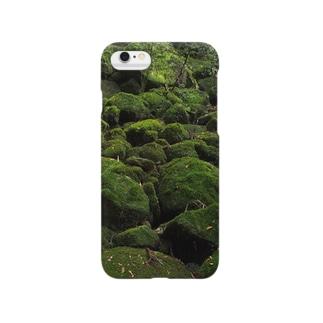屋久島モデルVol.02 Smartphone cases