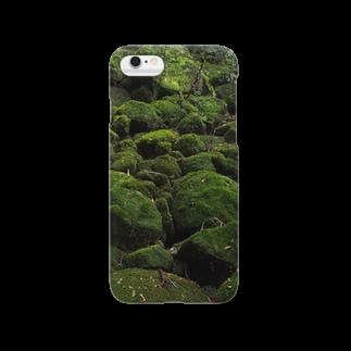 OGATAWATARUの屋久島モデルVol.02 Smartphone cases