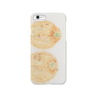 夫婦デコポン Smartphone cases