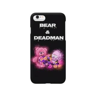 Bear & DeadMan Smartphone cases