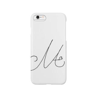 MAイニシャル Smartphone cases