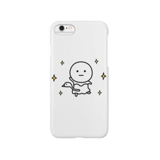 まるいの携帯ケース(バレエ編) Smartphone cases