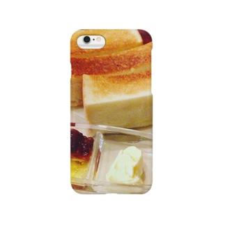 おいしいパン Smartphone cases