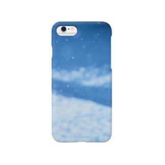 冬の標べ Smartphone cases