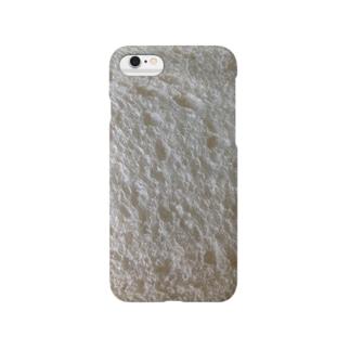 食パンの白いところ Smartphone cases
