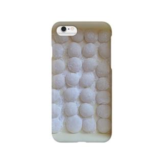 丸餅 Smartphone cases