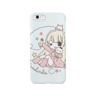 まこじるぴこ Smartphone cases