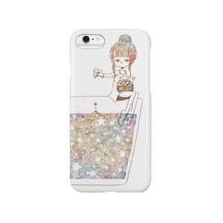 かくしあじ Smartphone cases