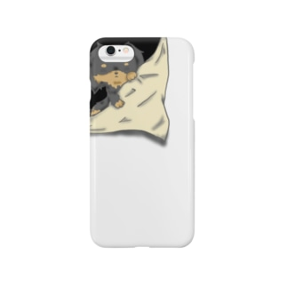 ちらっとダックス Smartphone cases