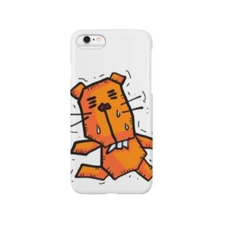 ガタガタぬーさん Smartphone cases