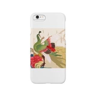 花嫁のれん・鳳凰 Smartphone cases
