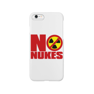 AURA_HYSTERICAのNO_NUKES Smartphone cases