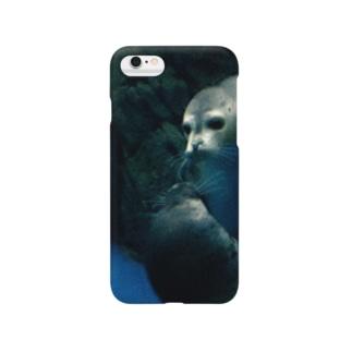 アザラシ Smartphone cases