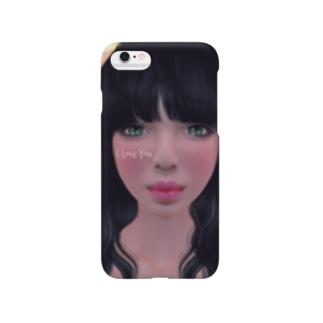 ちゃこ Smartphone cases