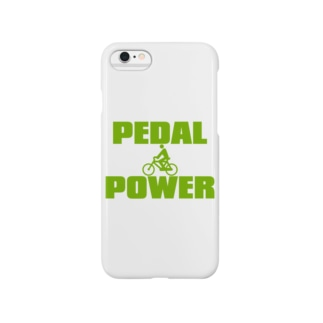 PEDAL_POWER Smartphone cases