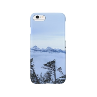 雪山2 Smartphone cases