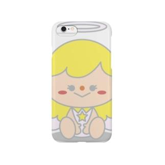 大天使ジョフィエルちゃん Smartphone cases