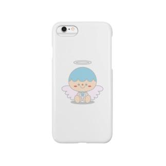 大天使ミカエルちゃん Smartphone cases