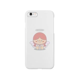 大天使チャミュエルちゃん Smartphone cases