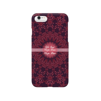 CarpeDiem(レッド):iPhone6 Smartphone cases