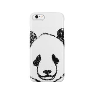 哀愁ぱんだ Smartphone cases