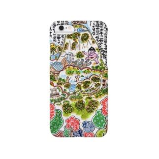 山旅漫歩゚ スマートフォンケース