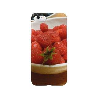 Raspberries~ラズベリー Smartphone cases